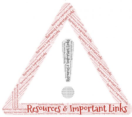 Resources & Important Links