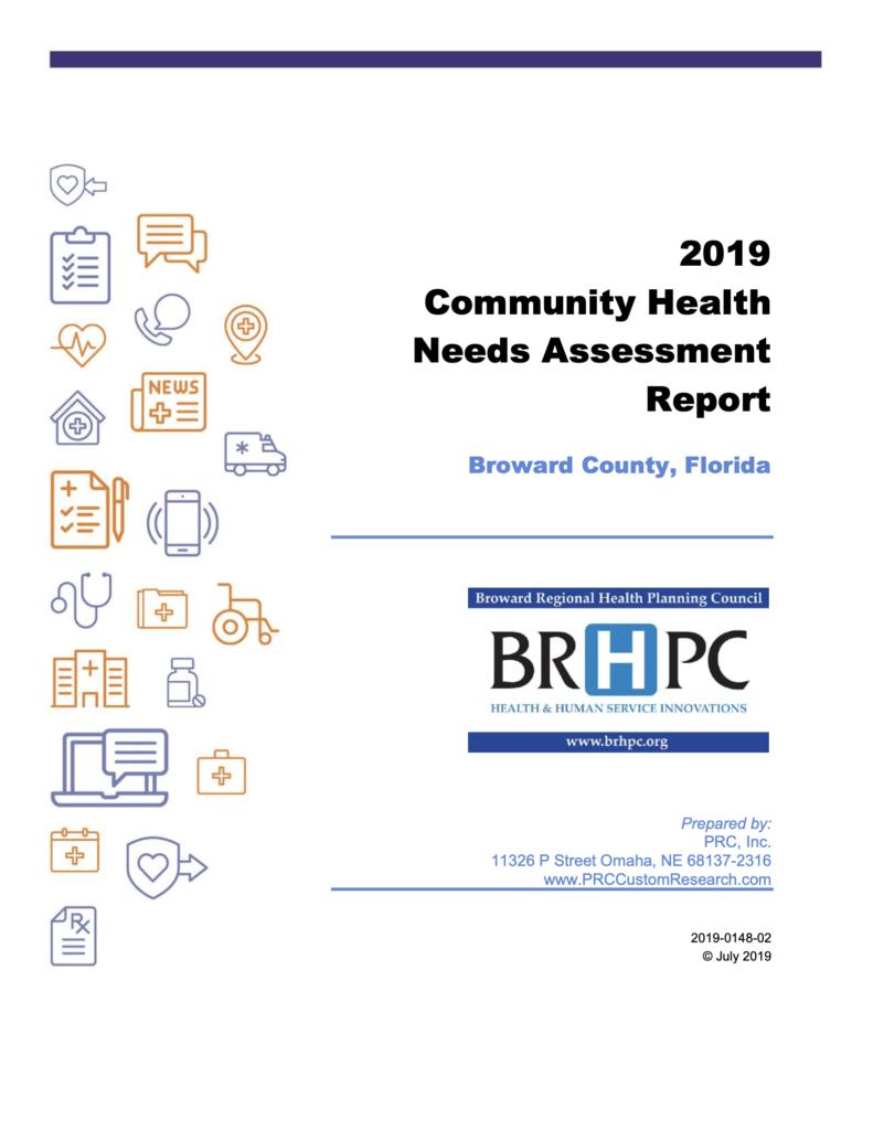 2019 Community Health Needs Assessment Report