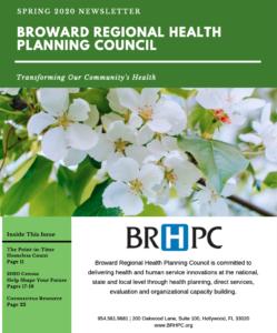 BRHPC Newsletter - Spring 2020