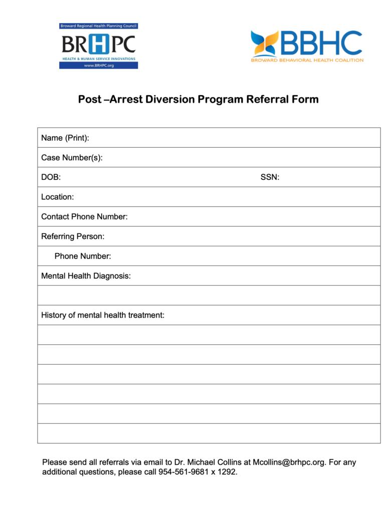 Post-Arrest-Diversion-Referral-Form